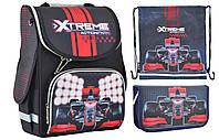 Набор 1 вересня Smart для мальчика рюкзак 554531, пенал 531732, сумка 555256