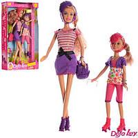 Кукла с дочкой Defa Lucy 8130