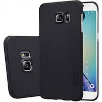 Чехол Nillkin Matte для Samsung Galaxy S6 Edge Plus (+ пленка) Черный