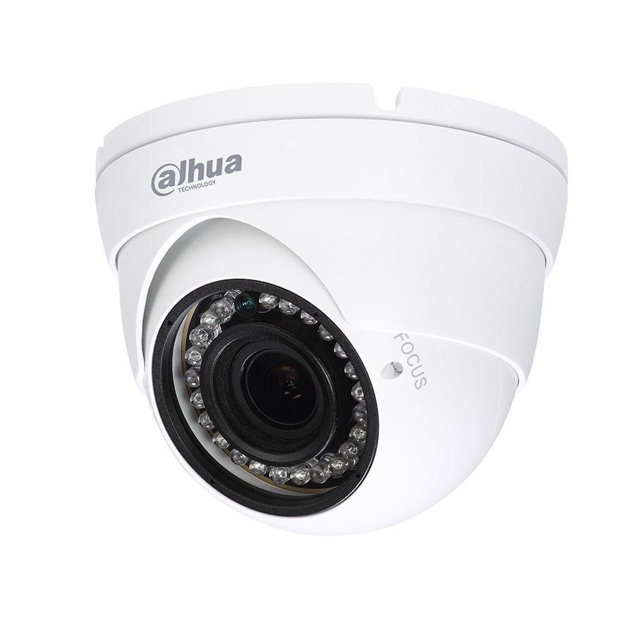 Купольная HDCVI видеокамера Dahua DH-HAC-HDW1100R-VF-S3