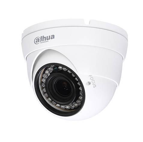 Купольная HDCVI видеокамера Dahua DH-HAC-HDW1100R-VF-S3, фото 2