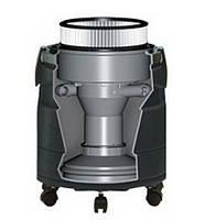 Delvir Justo профессиональный пылесос для сухой уборки с розеткой для электроинструмента, фото 3