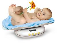 Весы детские ves electric vbs 10