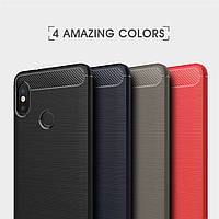TPU чехол накладка Urban для Xiaomi Redmi Note 5 Pro (4 цвета)