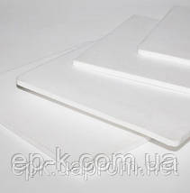 Фторопласт лист толщ. 4 мм 1000*1000мм, фото 2