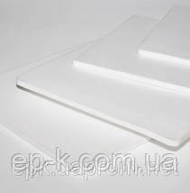 Фторопласт лист толщ. 5 мм 1000*1000мм, фото 2