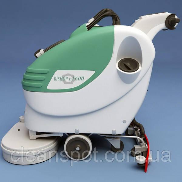 Delvir Bishop E1950 профессиональная сетевая поломоечная машина для чистки гладких напольных покрытий
