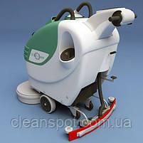 Delvir Bishop E1950 профессиональная сетевая поломоечная машина для чистки гладких напольных покрытий, фото 3