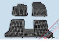 Ковры салона Dacia Dokker 2012-  Rezaw-Plast 203405