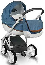 Детская коляска универсальная 2 в 1 Bexa Ideal New IN-3 (Бекса, Польша)