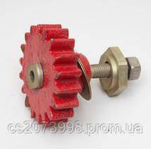 Колесо зубчатое механизма передач КЛТ 02.104-02