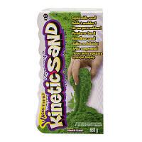 Кинетический песок COLOR Зеленый 680 г,  Kinetic Sand&Kinetic Rock, фото 1