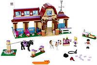 LEGO FRIENDS Клуб верховой езды хартлейк сити