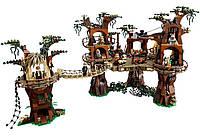 LEGO STAR WARS 10236 ДЕРЕВНЯ EXCLUSIV