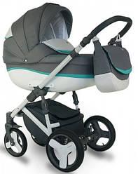 Детская коляска универсальная 2 в 1 Bexa Ideal New IN-11 (Бекса, Польша)