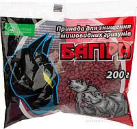 Приманка для мышей и крыс Аптека Садівника Багира зерно 200 г