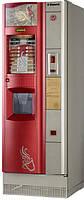 Кофейный автомат Saeco Quarzo 500, категория В, красный