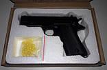 Пистолет ZM22 металл + пластик, фото 3