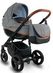 Детская коляска универсальная 2 в 1 Bexa Ideal New IN-9 (Бекса, Польша)