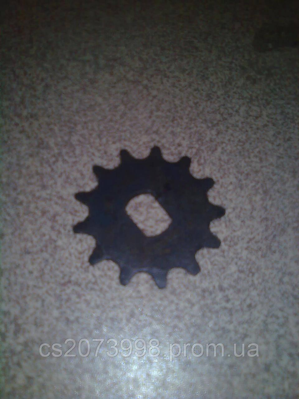 Велозвездочка верхнего вала Н 126.13.401