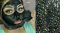 Черная маска-пленка от угрей и черных точек Black Mask