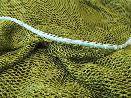 Дель рыболовная узловая, 93.5х3, 150 ячей, яч 45, фото 2