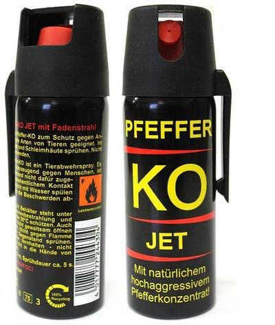 Баллончик газовый PFEFFER-KO JET Spray (100мл.) фирма Mil-Тec 16224100, фото 2