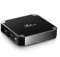 X96 mini 2GB+16GB Smart TV (смарт тв) Android приставка с выносным ИК датчиком