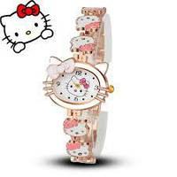 Дитячий наручний годинник Baby Hello Kitty