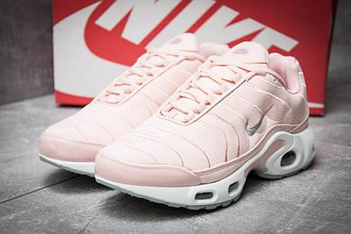Кроссовки женские Nike  TN Air Max, розовые (11921),  [  36 41  ]