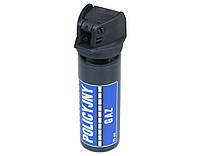 Газ перцовый полицейский 75 ml - струя