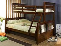 Двухъярусная кровать Олигарх (сосна), фото 1