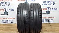Летняя авторезина 185 55 r15 бу Dunlop Sport BluResponse