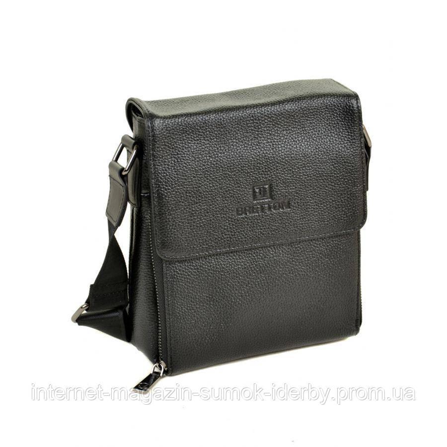 6c768eb1f204 Сумка Мужская Планшет кожа BRETTON 504-1 black купить с доставкой по ...