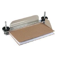 Ручной станок (струбцина) для прошивки документов формата А4