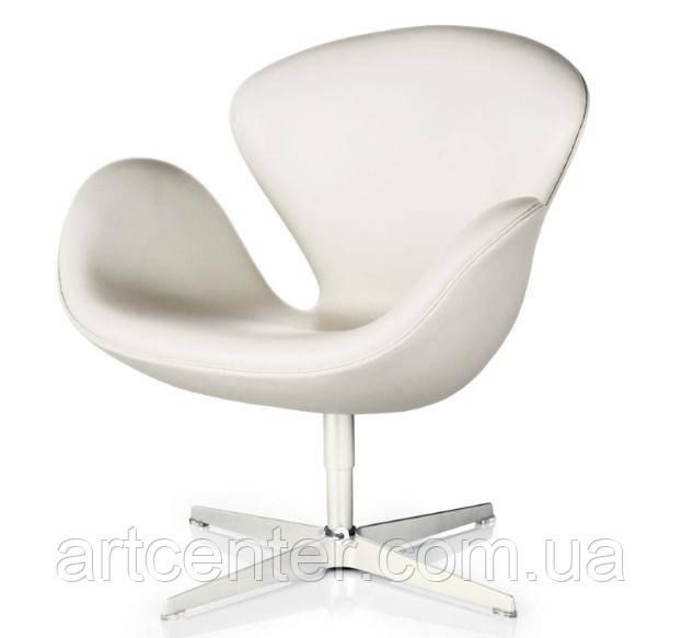 Кресло дизайнерское, кресло для ресторана, кресло для посетителей (СВ белый)