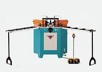 """""""КР-120"""" - Пресс гидравлический, предназначенный для соединения углов."""