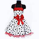 Детское праздничное платье Стиляги Размер 140- 146, фото 5