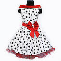 Детское праздничное платье Стиляги Размер 140- 146, фото 6