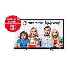 Телевизор Manta LED65LUA58L (PQV 400Гц, UltraHD 4K, Smart, Android TV 4.4, 2x10Вт, DVB-C/T2), фото 3