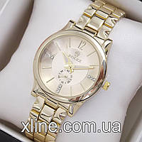 Женские наручные часы Rolex M121 на металлическом браслете