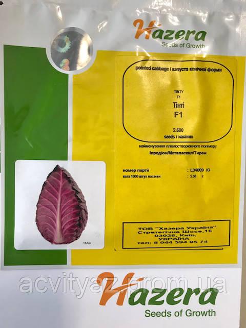 Семена капусты Тинти F1 / Тinti F1, 2500 семян