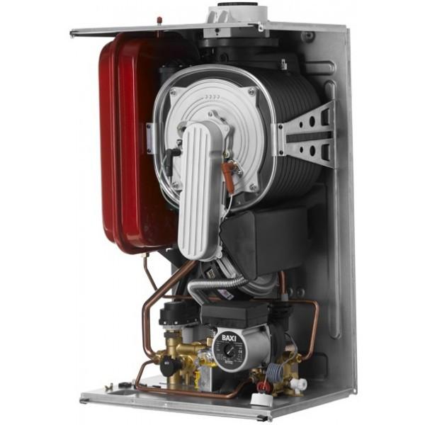 Газовий конденсаційний котел 33 квт BAXI LUNA DUO-TEC + 33 GA
