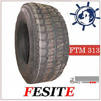 Fesite FTM313 шина прицепная 385/65R22.5 160/158 K/L, грузовые карьерные шины на прицеп, усиленные шины Китай