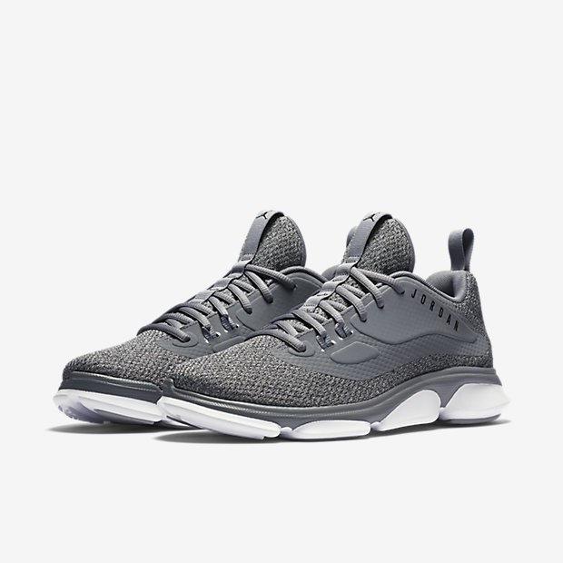 Баскетбольные кроссовки Nike Air Jordan Impact Trainer серые - Интернет  магазин обуви Shoes-Mania в d43c7fac76d