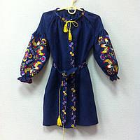 """Вишита сукня для дівчинки """"Олеся"""" машинна робота розміри в наявності"""