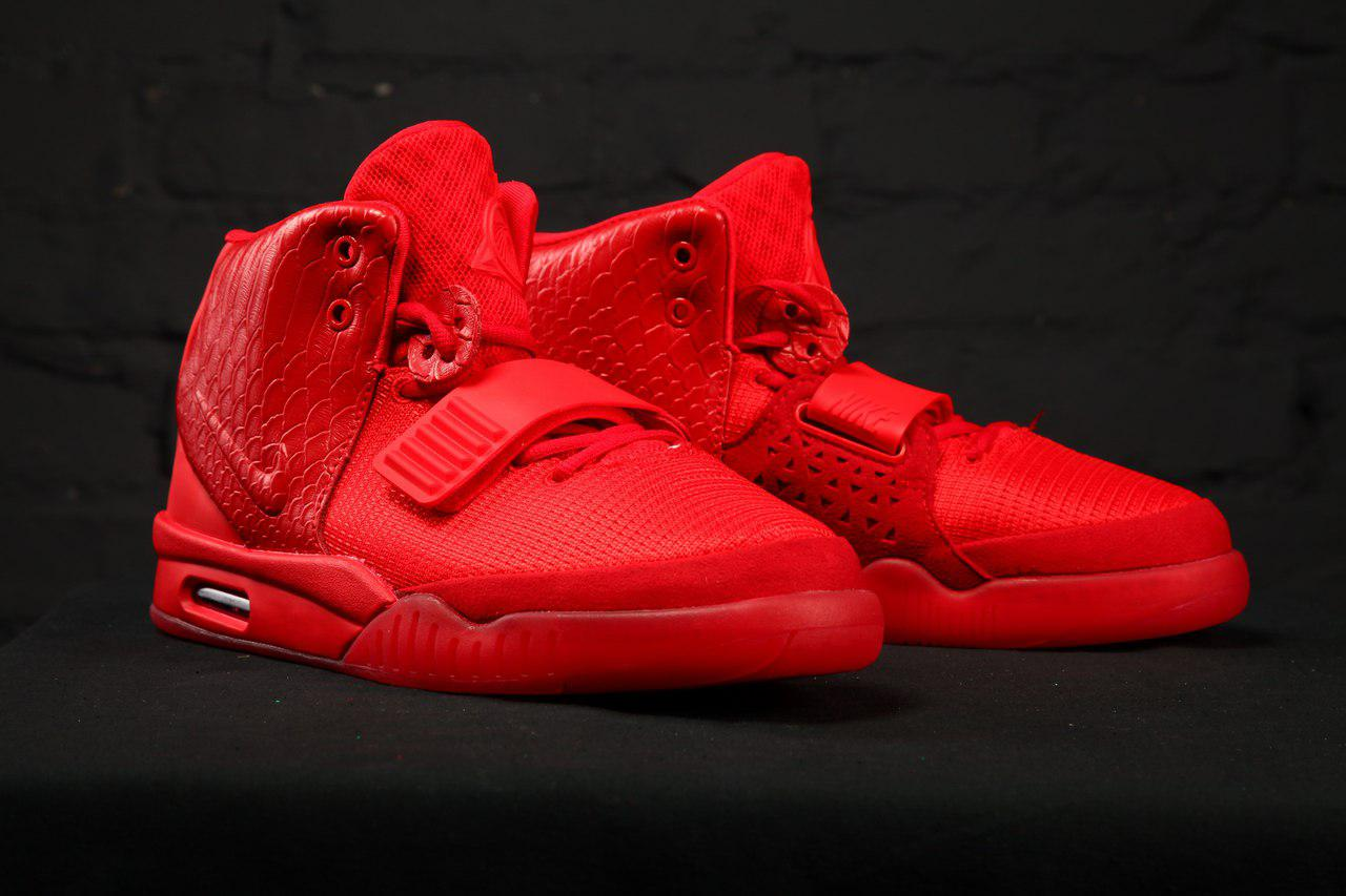 7f6f4f41 Мужские кросовки Nike Air Yeezy 2 SP