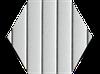 Пробковый компенсатор (порожек), 7 и 10 мм, RG-109 Светло-серый