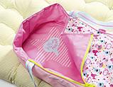 Люлька-переноска для ляльки Baby Born Солодкі сни Zapf 824429, фото 3
