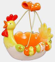 Декоративная корзинка для яиц 19см BonaDi 23-E30
